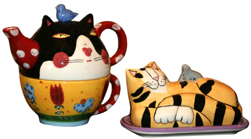 TeaButterDish_Cats