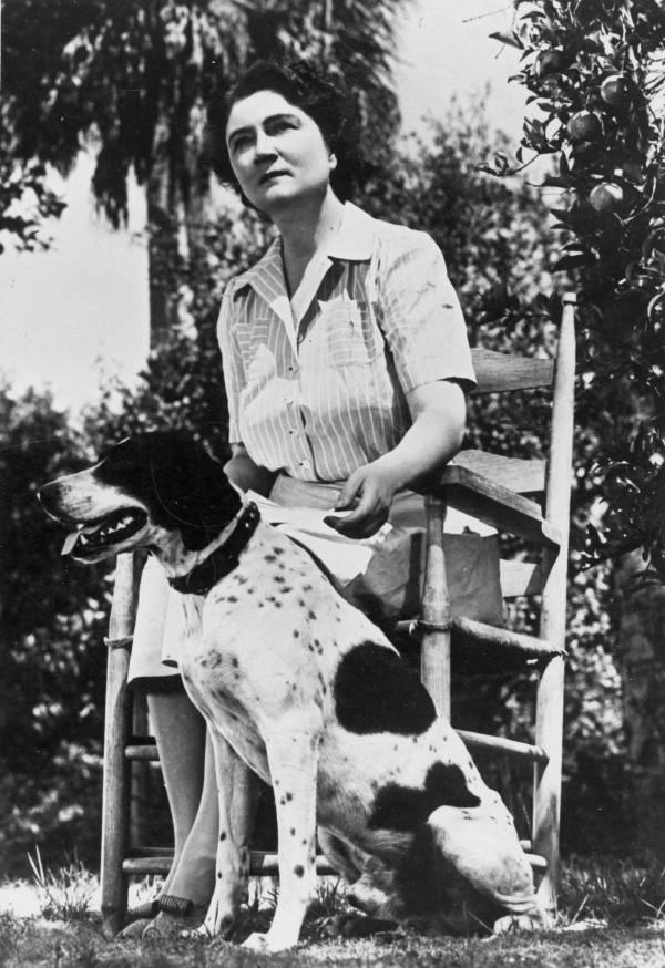 Marjorie Kinnan Rawlings